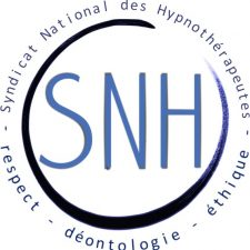 logo syndicat national hypnotherapeutes (snh)